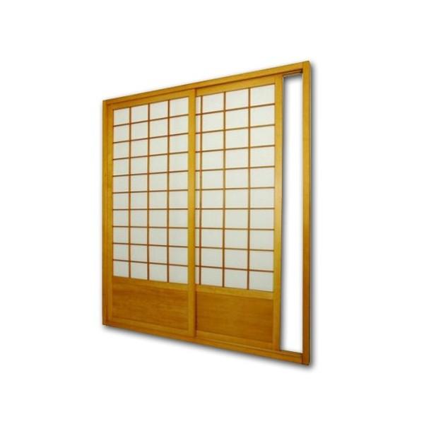 Puertas correderas comprar mamparas y biombos online en - Puertas correderas japonesas ...