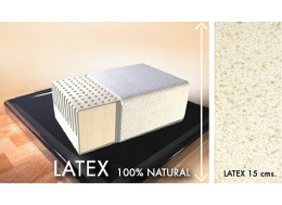 Colchon Latex natural